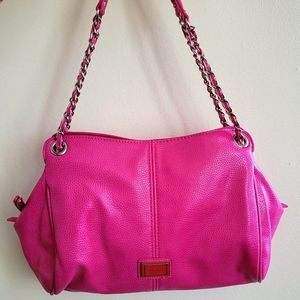 Nine West Fuchsia Shoulder Bag